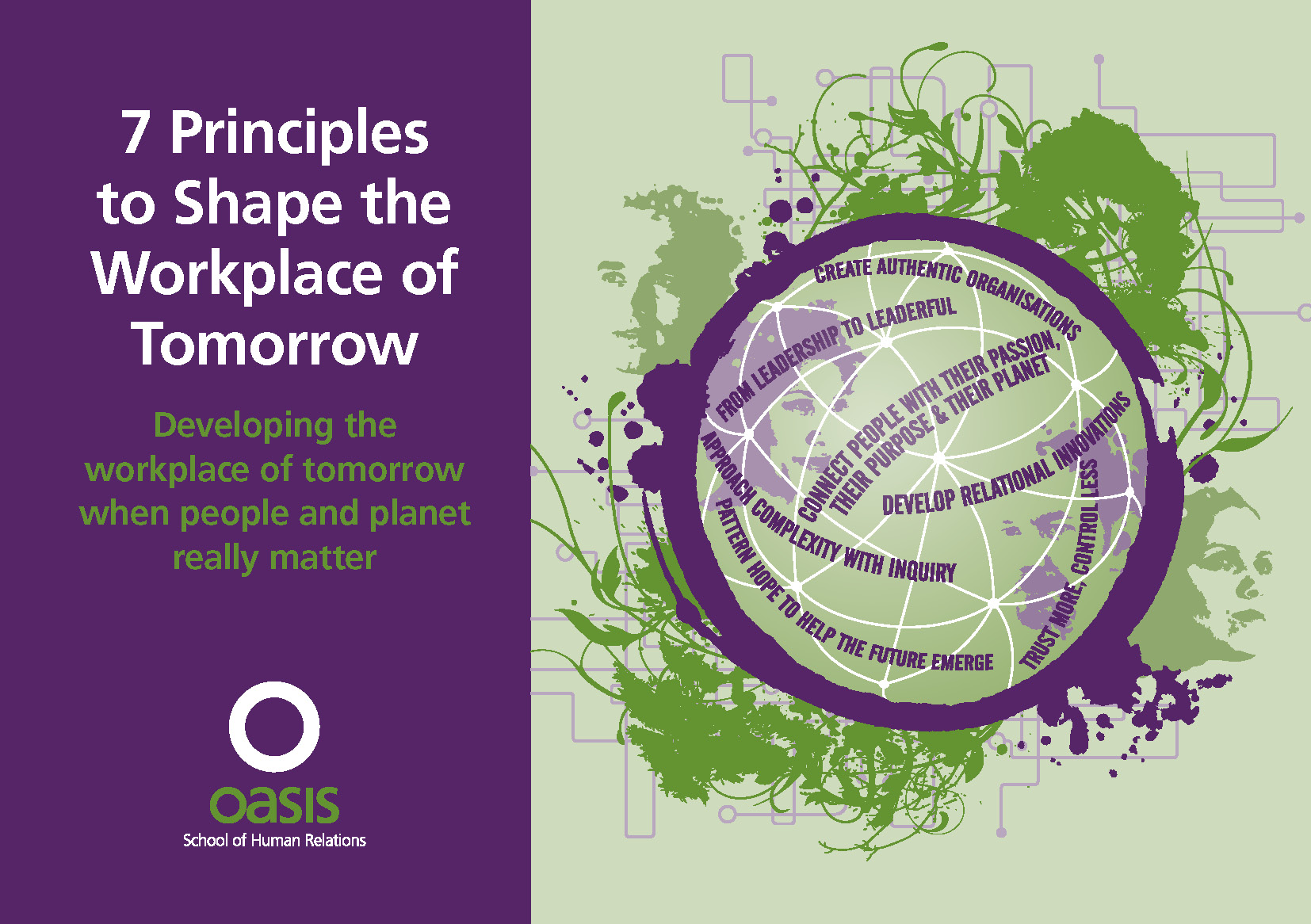 7 Principles to Shape the Workplace of Tomorrow
