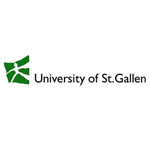 Univeristy of St Gallen logo