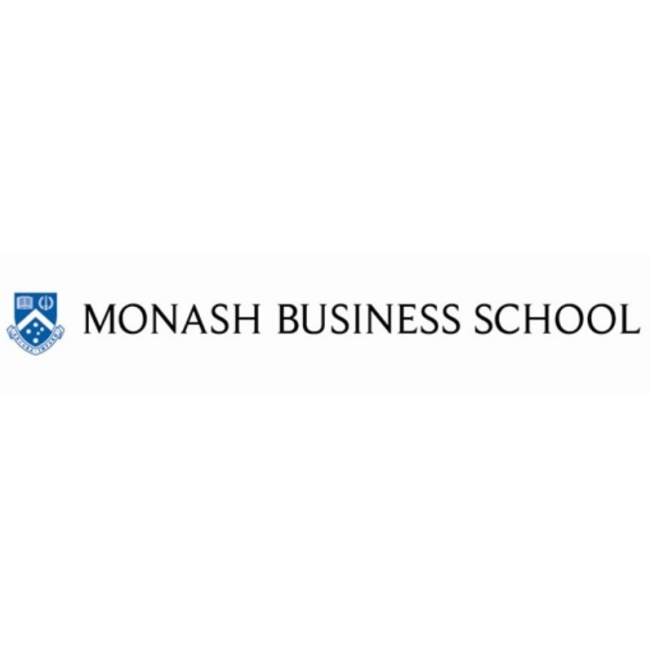 Monash Business School logo