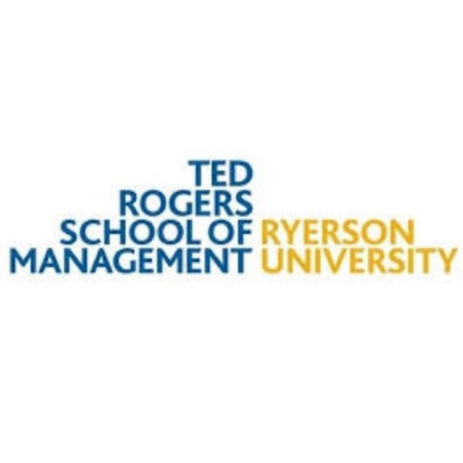 Ted Rogers School of Management logo