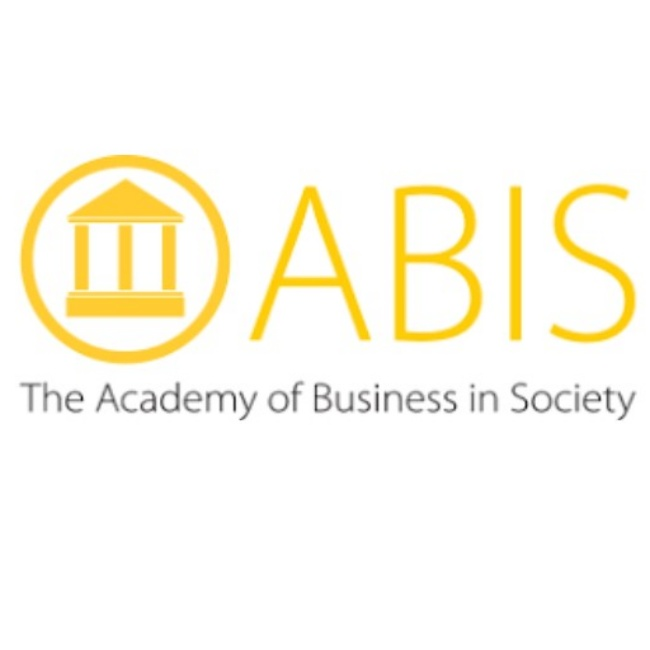 Academy of Business in Society logo
