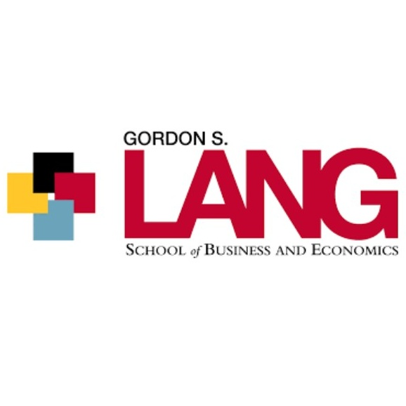 Gordon S Lang School of Business and Economics logo