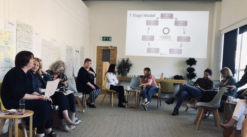 Meeting of the RAW Resilience and Wellbeing Network forum
