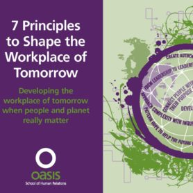 5 Starting Points Towards A Workplace Of Tomorrow