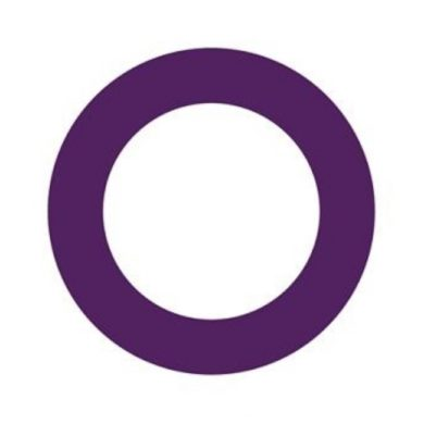 purple circle Oasis logo