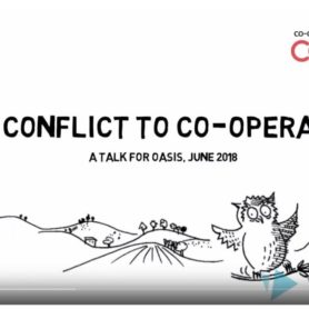 From Conflict to Co-operation
