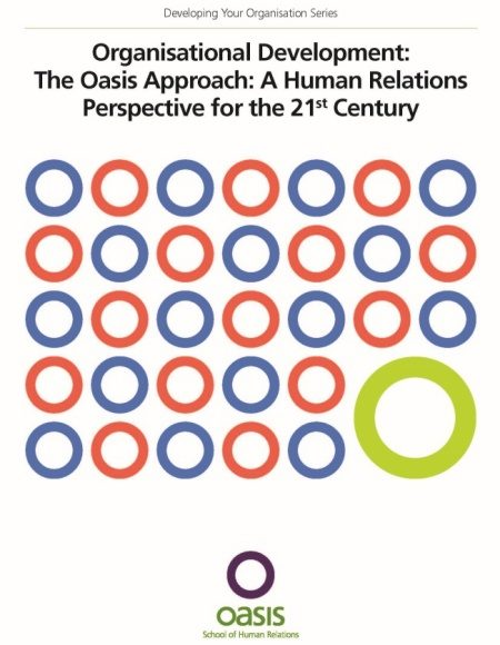 Front cover of Organisational Development The Oasis Approach