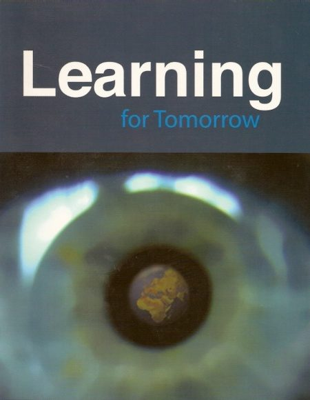 front cover of Learning for Tomorrow