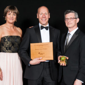 Bettys & Taylors Win Rainforest Alliance Award